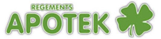 Regementsapotek logo