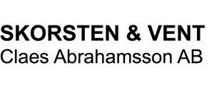 Skorsten & Vent Claes Abrahamsson AB logo