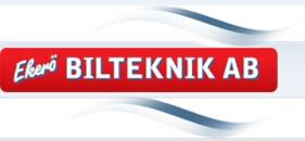 Ekerö Bilteknik AB logo