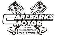 Carlbarks Motor, AB logo