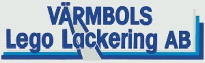 Värmbols Legolackering AB logo