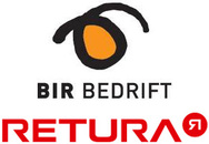 Retura BIR Bedrift logo