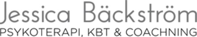 Jessica Bäckström AB kbt psykoterapi & coachning logo