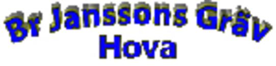 Jansson Gräv i Hova AB, Bröderna logo