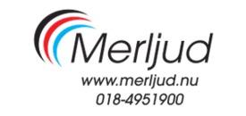 Merljud AB logo