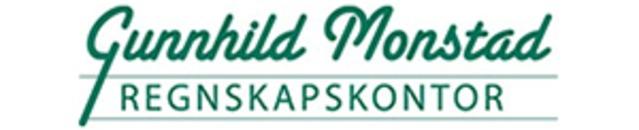 Gunnhild Monstad Regnskapskontor logo