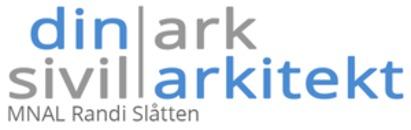 Sivilarkitekt MNAL Randi Slåtten logo