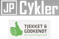 JP Cykler v/Jan Lars Petersen logo