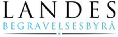 Landes Begravelsesbyrå AS logo