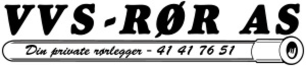 VVS-Rør AS logo