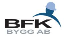 BFK BYGG AB logo