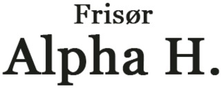 Alpha H. logo