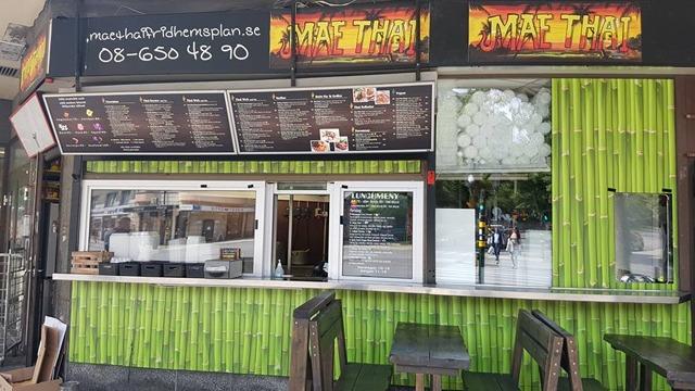 mae thai odengatan