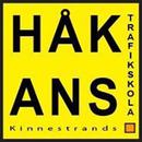 Håkans Trafikskola logo