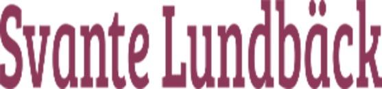 Svante Lundbäck AB logo