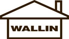 Wallin Bygg AB, S-Å logo