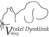Vinkel Dyreklinik Viborg logo