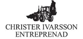 Christer Ivarsson Entreprenad, Firma logo