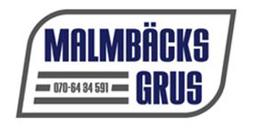 AB Malmbäcks Grus logo