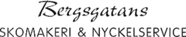 Bergsgatans Skomakeri & Nyckelservice logo
