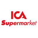 ICA Supermarket Ystad logo