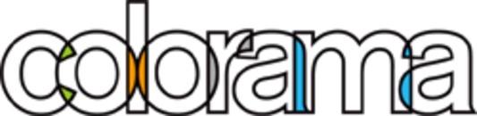 Colorama Ronneby Färg logo