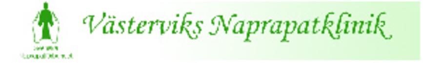 Västerviks Naprapatklinik logo