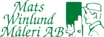 Winlund Måleri AB, Mats logo