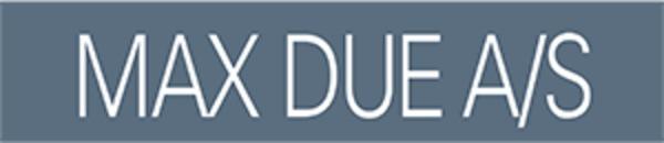 MAX DUE A/S Fiat-Kia Køge logo