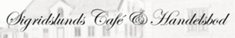 Sigridslunds Café & Handelsbod logo