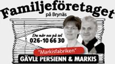 Gävle Persienn & Markis AB logo