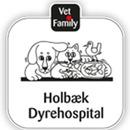 Anicura Holbæk Dyrehospital logo