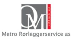 Metro Rørleggerservice AS logo