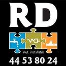 RD VVS ApS logo