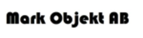 Markobjekt AB logo
