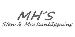 MH's Stensättning & Markanläggning logo