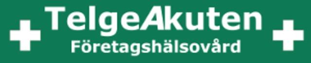 Telgeakuten Företagshälsovård AB logo