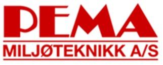 Pema Miljøteknikk AS logo