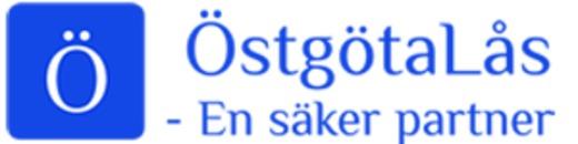 Östgöta Lås logo