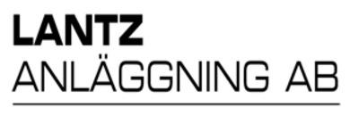 Lantz Anläggning, AB logo