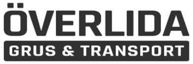 Överlida Grus- & Transport AB logo