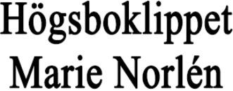 Högsboklippet logo