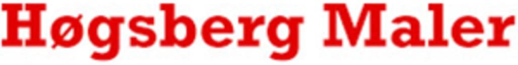 Høgsberg Maler logo