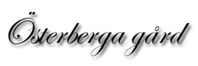 Österberga Gård Bed and Breakfast logo
