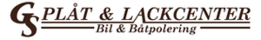GS Plåt & Lackcenter AB logo