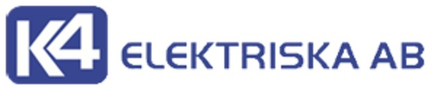 K4 Elektriska AB logo