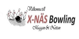 Bowlinghallen X-näshallen logo