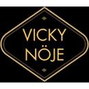 Vicky Nöjesproduktion AB logo