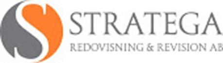 Stratega Redovisning och Revision AB logo