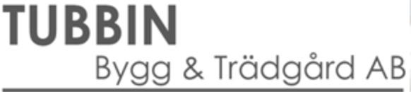 Tubbin Bygg & Trädgård AB logo